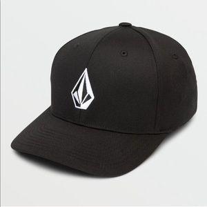 VOLCOM V Stone Snapback Hat Cap Black One Size